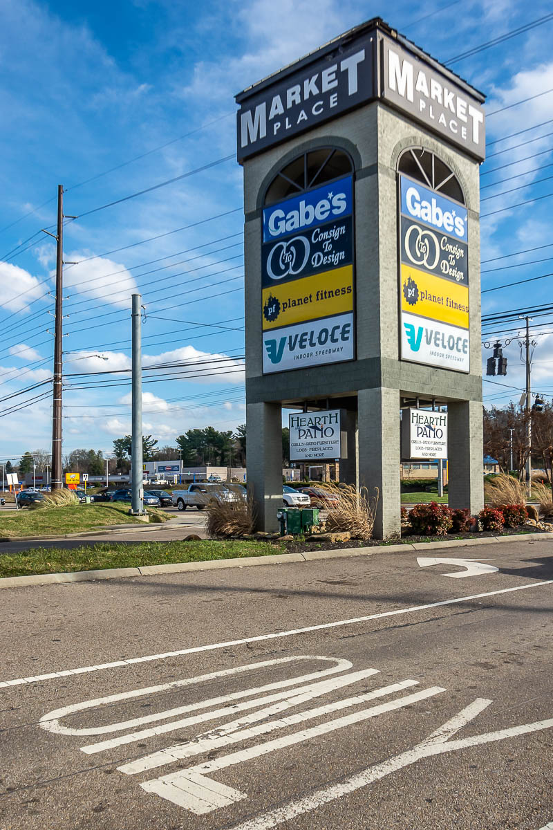 Marketplace Shopping Center - Global Fund - Real Estate Group